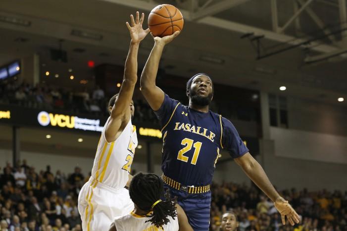La Salle's Jordan Price Named Philadelphia Big 5 Player of the Week