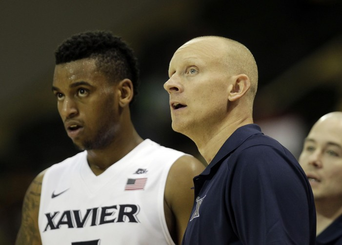 Xavier's Bluiett named to  BIG EAST Conference weekly honor roll for third straight week