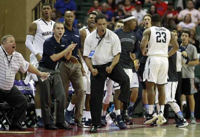 King Rice understands the challenges ahead for Monmouth
