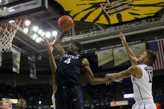No. 6 Xavier's Big East home opener vs. No. 9 Butler is sold out