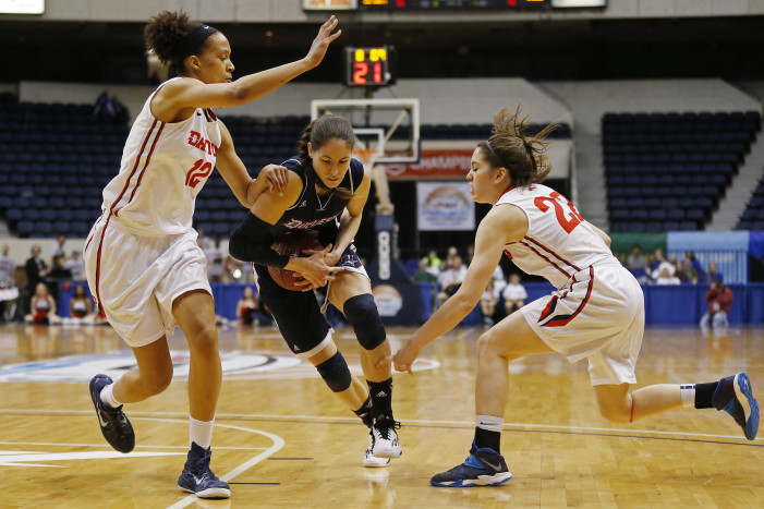 Duquesne teammates sweep A-10 Women's weekly awards
