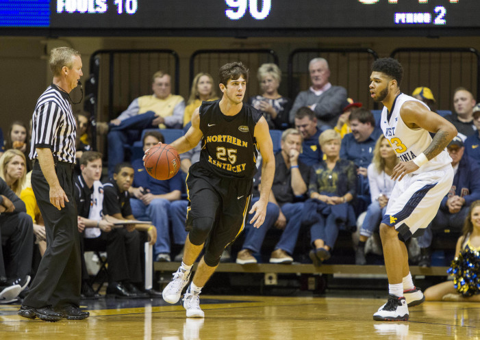 Murray leads NKU Norse past UIC in OT, 82-69