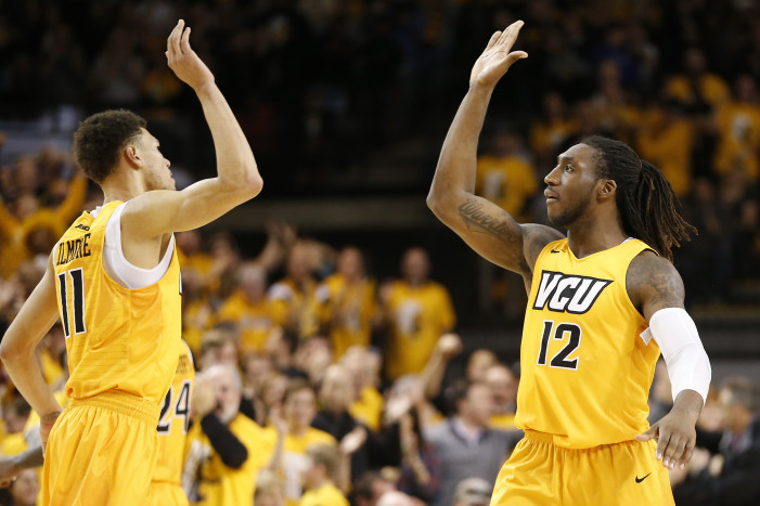 VCU rallies to defeat Saint Joseph's, 85-82