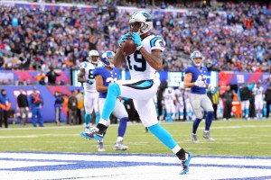 Ted Ginn Jr. (19) is one of 14 Buckeyes to play in the NFL post-season. (Photo: Brad Penner-USA TODAY Sports)