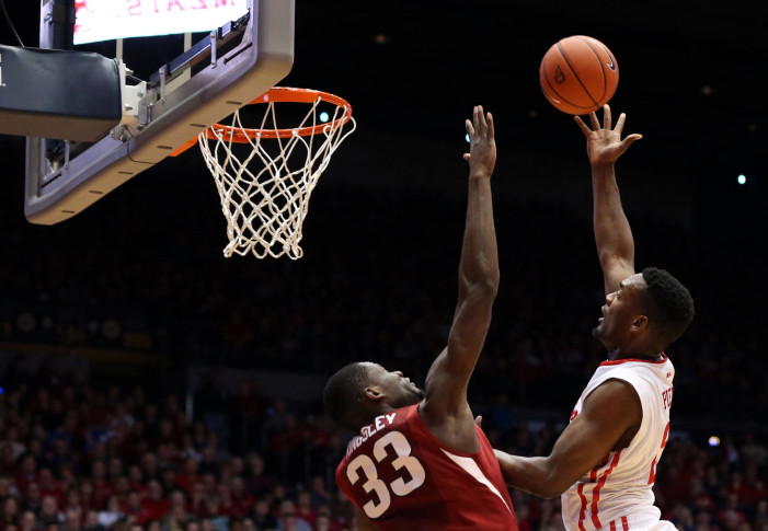Humble Pierre fitting back into his role with Dayton