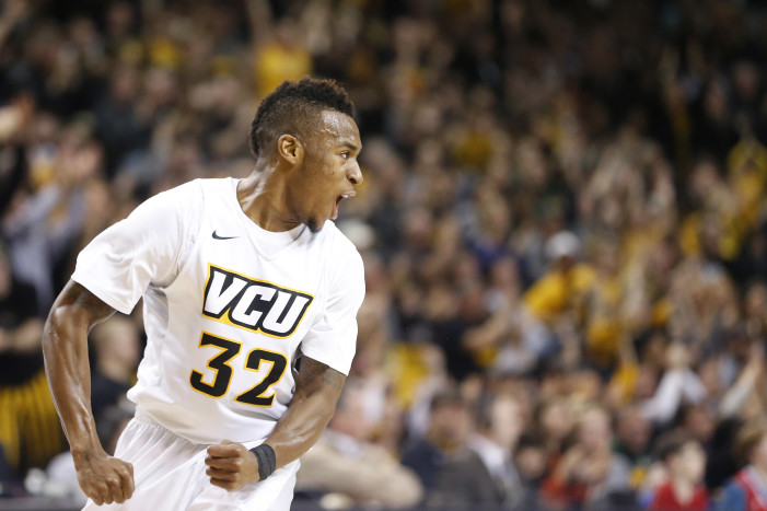 VCU's Johnson comfortable in leading role