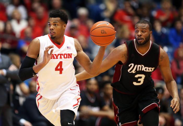 Davidson, Dayton and a matter of pace