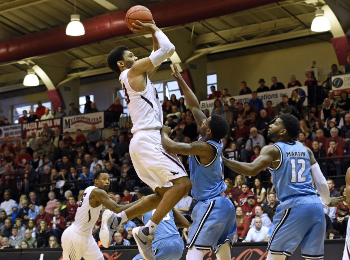 Bembry named Big 5 Player of the Week