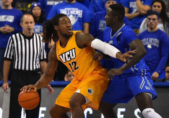 Alie-Cox giving VCU increased production