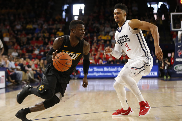 Lewis finds his role in VCU's lineup
