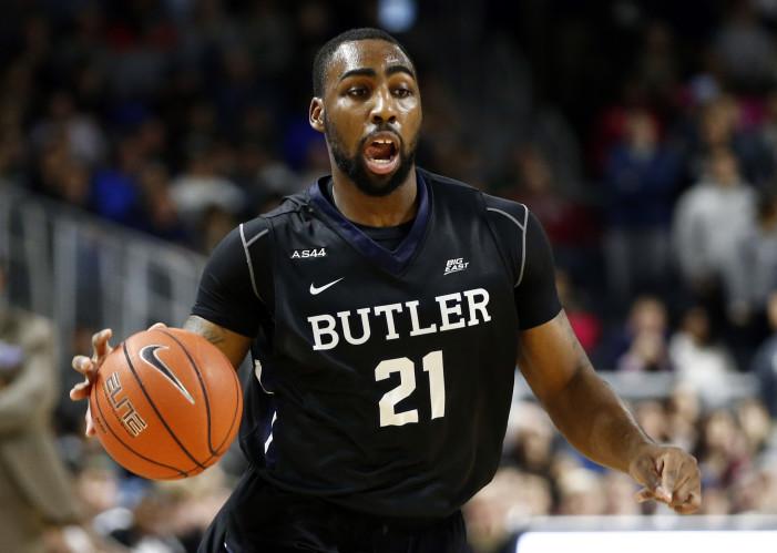 Versatile Jones shoulders load for Butler