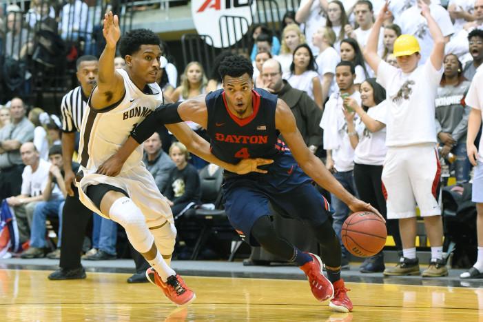 Cooke heeds Dayton's call at winning time
