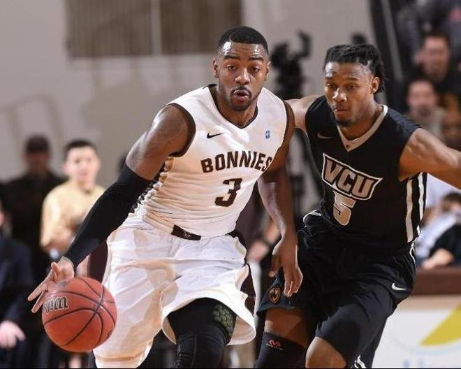 Bona game at VCU moved to Sunday