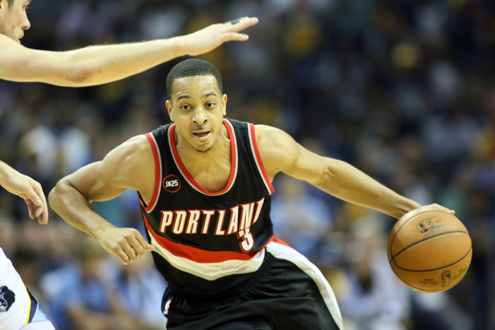 McCollum selected for Skills Challenge at NBA All-Star Weekend