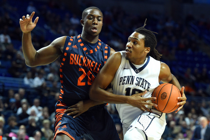Top-seeded Bucknell defeats Army 78-62, advances to Patriot League semifinals