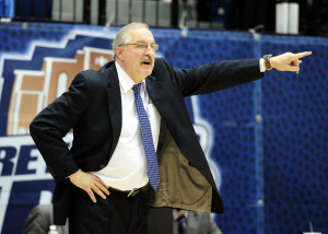 Canisius coach Jim Baron earned 460th career win over the weekend. (Photo: Evan Habeeb-USA TODAY Sports)