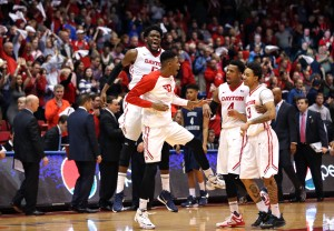 Dayton has won six straight and 11 of 12 going into Saturday's game at George Mason. (Photo: Aaron Doster-USA TODAY Sports)