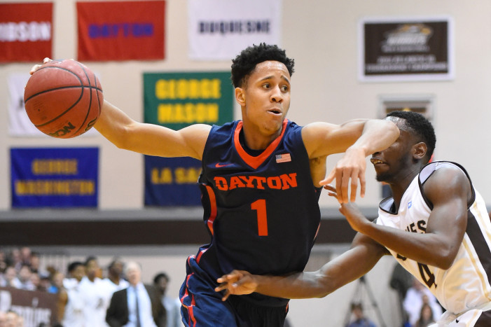 Dayton reaps rewards from Darrell Davis staying with it