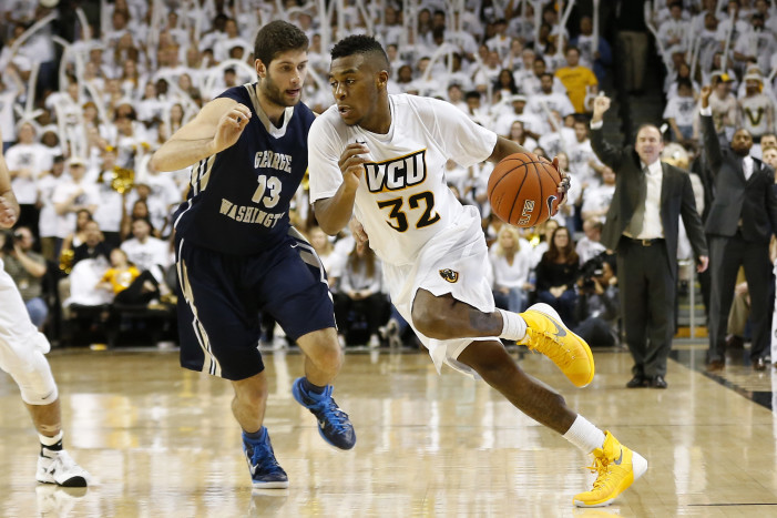 VCU at George Washington highlights A-10 weekend action