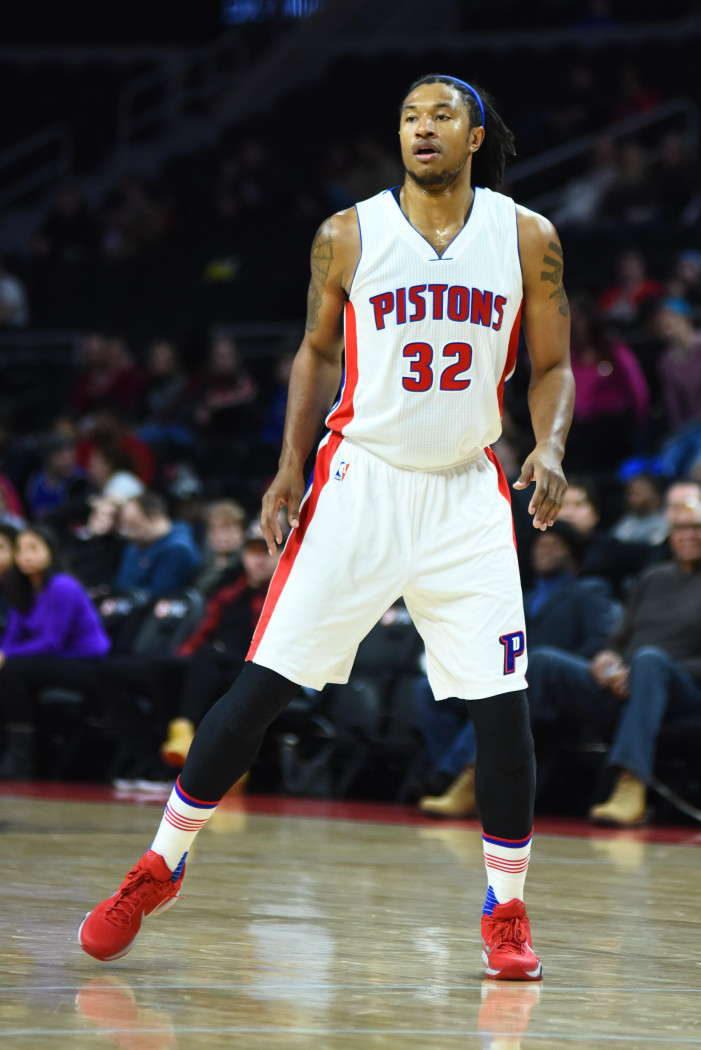 Former Richmond Spider Justin Harper signs with Detroit Pistons