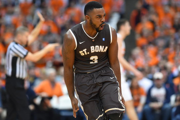 Posley Named Co-Atlantic 10 Player of the Week