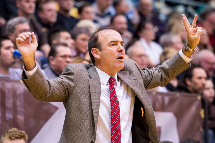 Lonergan knows what's at stake when George Washington takes court Friday