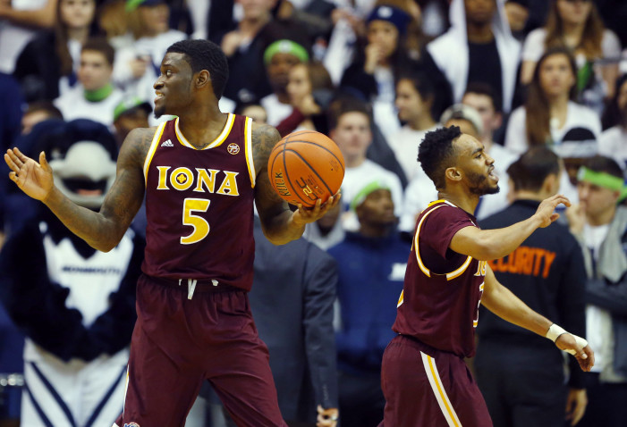 Iona advances to MAAC semifinal