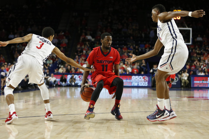 Smith's 'Super Tuesday' leads UD over Richmond