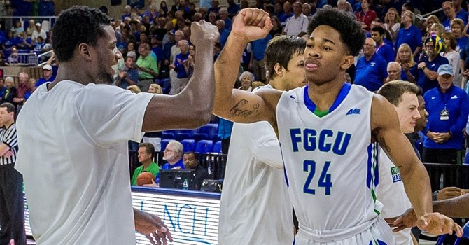 FGCU set to face Fairleigh Dickinson in First Four of NCAA Tournament