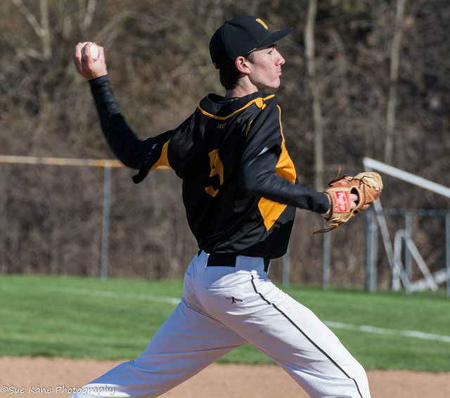 Johnson tosses 2-hitter; McQuaid edges Aquinas