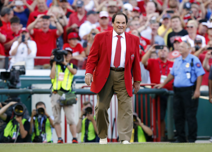 Pete Rose to sign at Frontier Field on Thursday, July 21