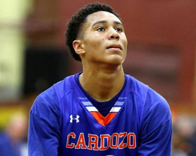 Guard Tareq Coburn signs National Letter of Intent with St. Bonaventure