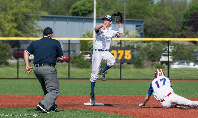 Section V Baseball: Semi-Final Results