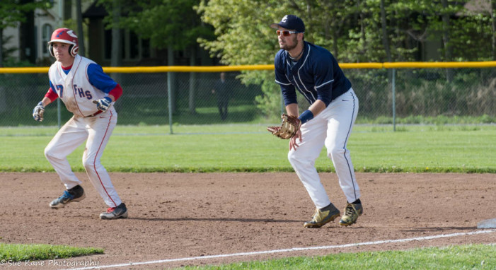 Section V Baseball: Opening Round Results