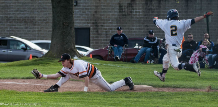 Sanborn hurls Churchville-Chili into the quarter-finals