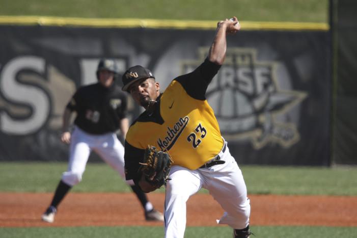 NKU's Ganns named Louisville Slugger National Player of the Week