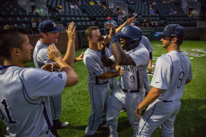 Xavier defeats Washington, advances to first NCAA Regional Championship Game
