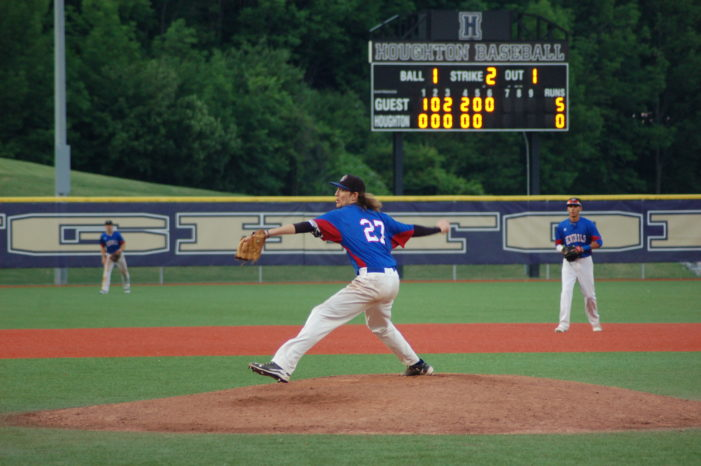 Edwards, Rome take command of Genesee