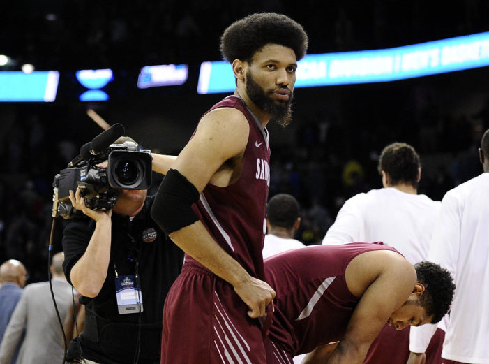 DeAndre' Bembry selected 21st by the Atlanta Hawks
