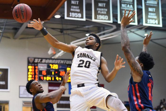 Derrick Woods to leave St. Bonaventure