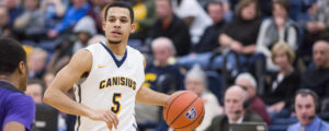 As a sophomore, Kassius Robertson averaged 14.1 points a game. (Photo courtesy: www.tomwolf.smugmug.com)