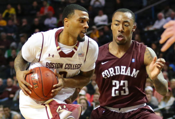 Ryan Rhoomes and Mandell Thomas sign professional contracts