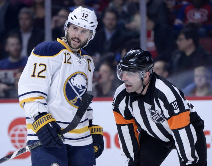 Brian Gionta to appear at Rochester Amerks home game on Friday, Dec. 21