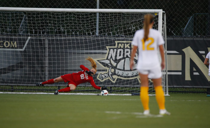 NKU's Lohmann named Horizon League Defensive Player of the Week