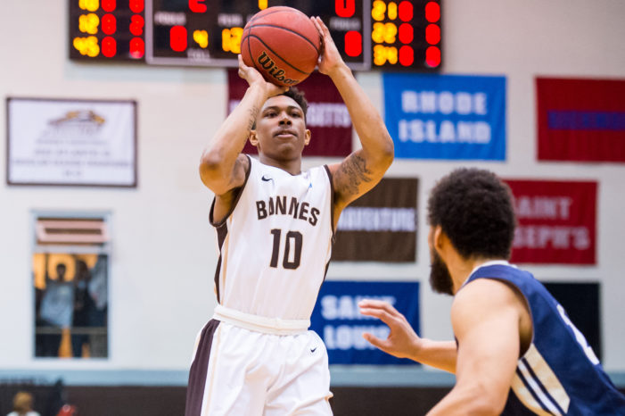 St. Bonaventure's Adams named one of 50 finalists for John Wooden Award