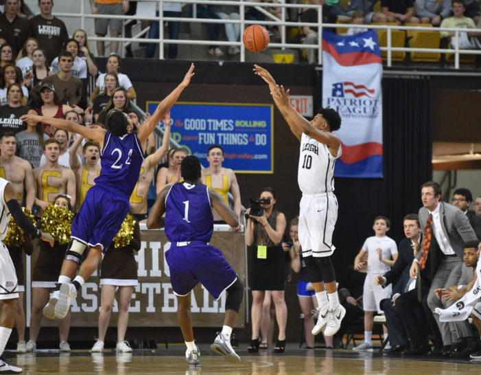 CBS Sports Network to Televise 18 Patriot League Basketball Games