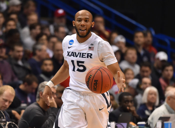 Xavier suspends Myles Davis