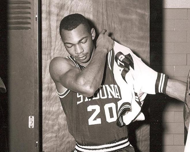 Sam Stith '60 Inducted Into New York City Basketball Hall of Fame