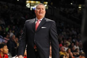 Jim Ferry and his staff will welcome seven players to the Duquesne lineup. (Photo: Brett Davis-USA TODAY Sports)