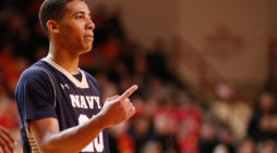 Navy earns a 75-62 win at Loyola